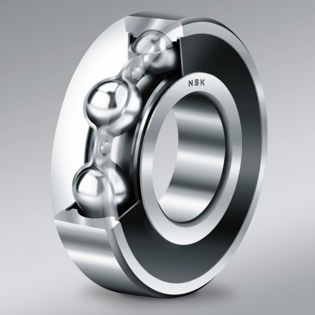 DEEP GROOVE BALL BEARING : B35-53A-A-C4