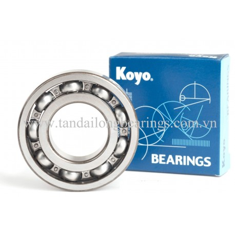 DEEP GROOVE BALL BEARING 6207