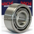 DOUBLE-ROW ANGULAR CONTACT BALL BEARINGS NACHI